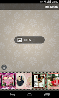 Screenshot of Vintage PhotoFrames