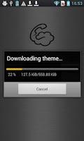 Screenshot of Cloud Softphone