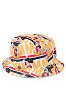 Mens Neff Hats - Neff Ring Leader Bucket Hat