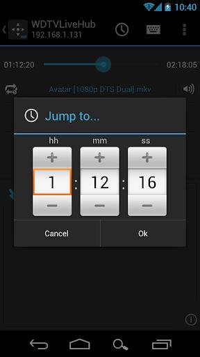 WDlxTV MPs Remote DONATE - screenshot