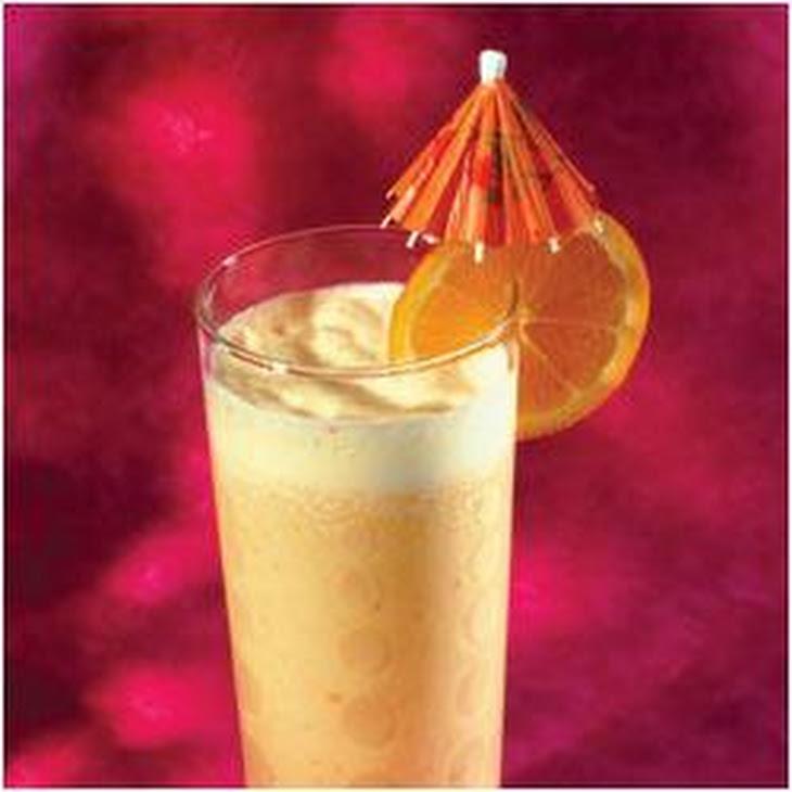 Frosty Orangeliciousness Smoothie (Kid-Friendly) Recipe | Yummly