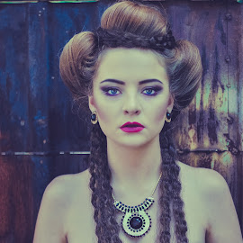 In your eyes by Tatiana Tff - People Fashion ( hair )