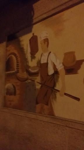 Mural El Panadero