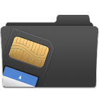 SD Card File Explorer WIFI icon