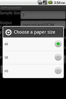 Screenshot of ID Photo Maker