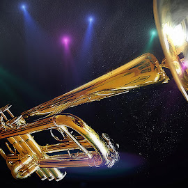 All that jazz. by Dave  Horne - Artistic Objects Musical Instruments