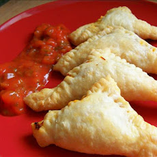 Cheesy Taco Pockets