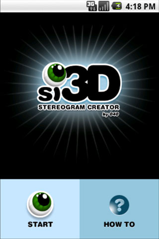 si3D stereogram creator