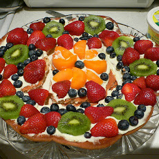 Pizza Crust/Fruit Pizza