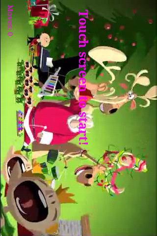 Santa MoviePuzzle