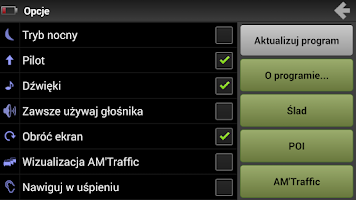 Screenshot of AutoMapa