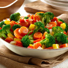 Mixed Vegetable Saute