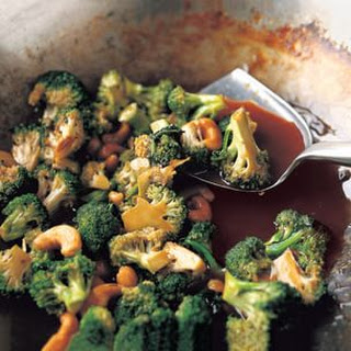 Broccoli With Soy Sauce And Cashews Recipes