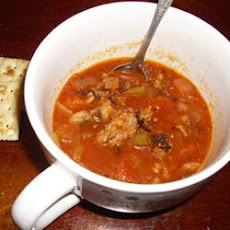 Pizza Soup I