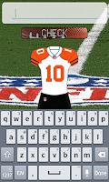 Screenshot of NFL Shirts