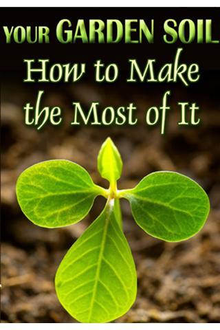 【免費書籍App】Your Garden Soil-APP點子