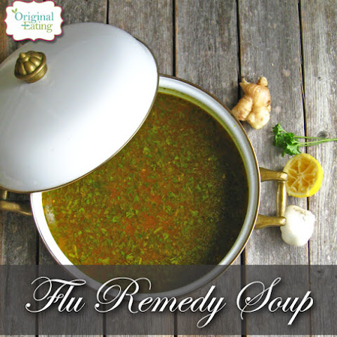 Flu Remedy Soup