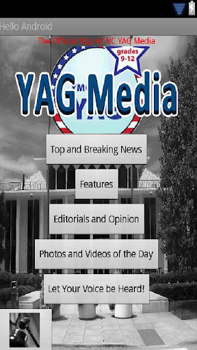 NC YAG Conference 2012