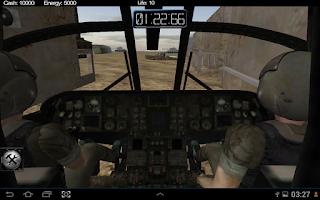 Screenshot of Battleship : Desert Storm