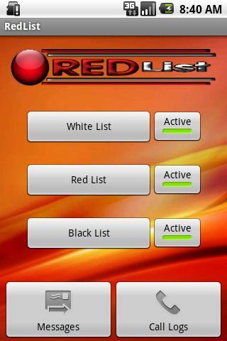 RedList(免費版本)