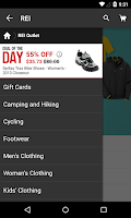 Screenshot of REI – Shop Outdoor Gear