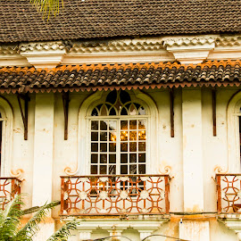 Old Window Style II by Sohil Laad - Buildings & Architecture Other Exteriors ( tourist, goa, street, windows, travel )