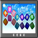 英文字母順序排列遊戲 icon