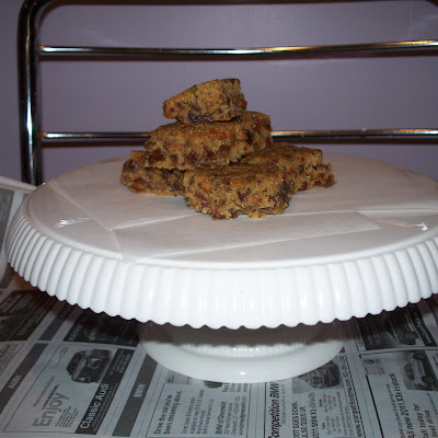 Date and Cardamom Infused Nut Bars