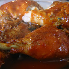 Chipotle Barbecue Chicken