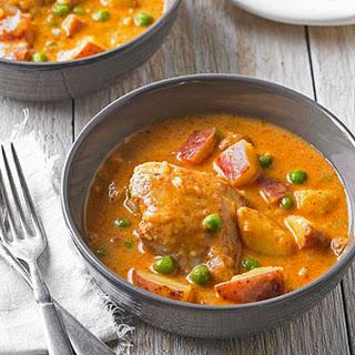 Potatoes Peas Garam Masala Recipes