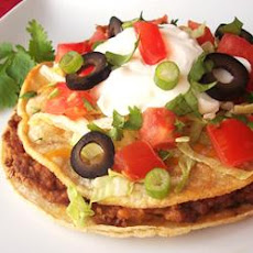 Mexican Pizza I