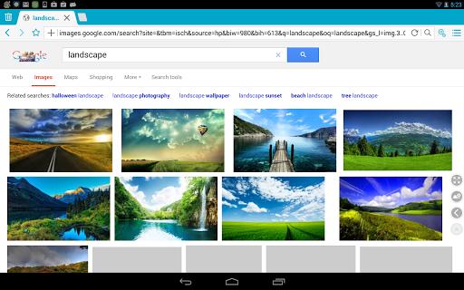 Boat Browser for Tablet - screenshot