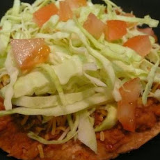 Tostadas With Chorizo