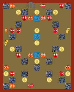 Legend of Candy Fruits - screenshot