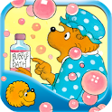 Bedtime Battle. A Berenstain Bears Ebook App for Children