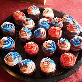 Cupcakes for today... by Crissy McIlwain - Food & Drink Cooking & Baking