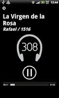 Screenshot of Rafael Exhibition