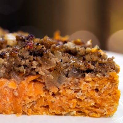 Paleo Breakfast Casserole, An Easy, Savory Brunch