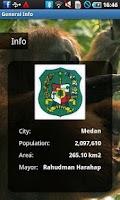 Screenshot of Medan Travel Guide