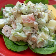 Apple and Celery Salad