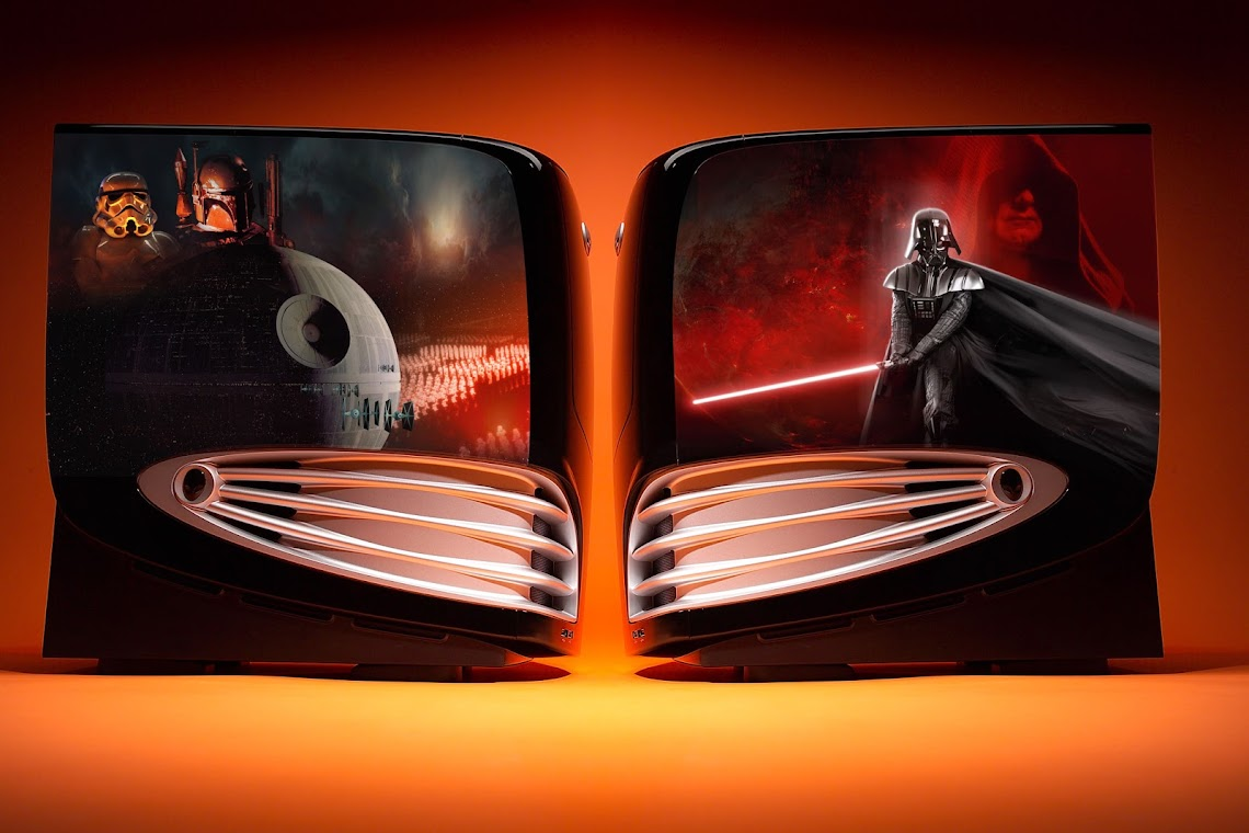 Alienware Star Wars PCs