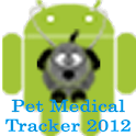 Pet Medical Tracker 2012 icon