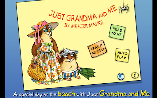 Screenshot of Just Grandma and Me