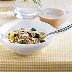 Tropical Muesli Bowls