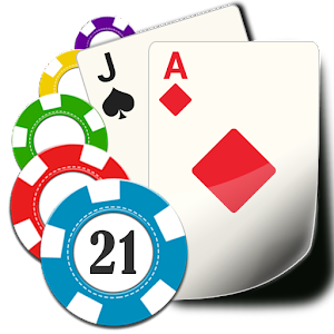The coolest BlackJack on Google Play! It's free to play APK Icon