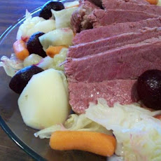 Ultimate Corned Beef Brisket With Root Vegetables