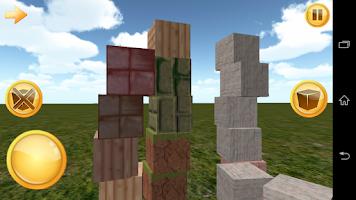 Screenshot of Tower Craft 3D