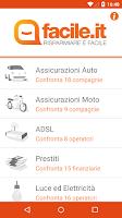 Screenshot of Facile.it - Assicurazioni Auto
