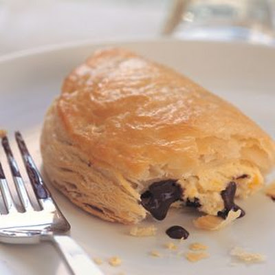 Chocolate-Orange Turnovers