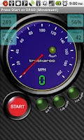 Screenshot of Blue Speedo Dynomaster Layout